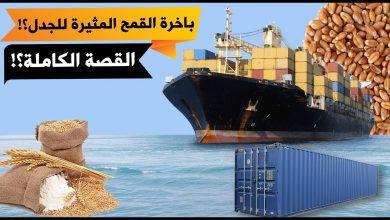 Photo of حقيقة مفزعة لغرق الباخرة المُحمَّلة بالقمح الأكراني إلى تونس